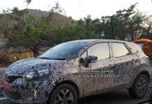 Renault Captur India Launch Price