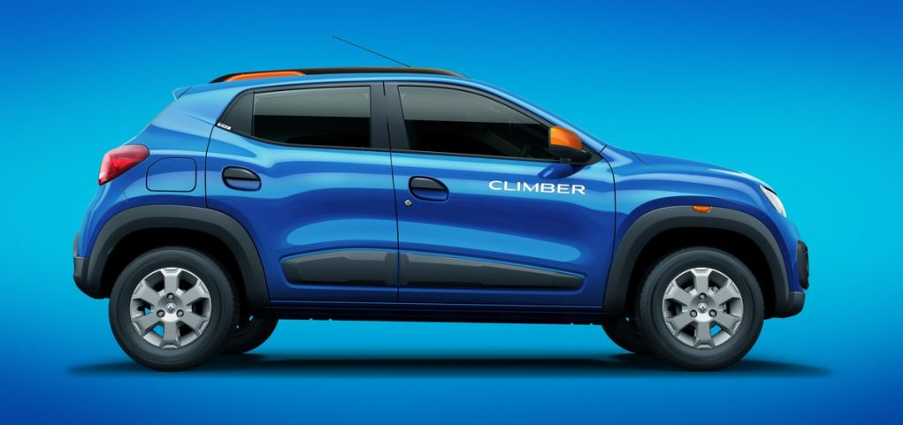 Renault Kwid Climber Launched in India Price Features