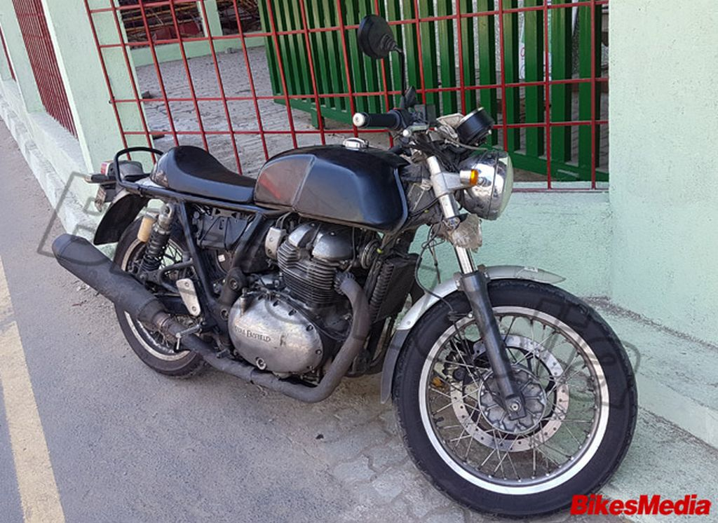 Royal Enfield Continental Gt 750cc India Launch Date