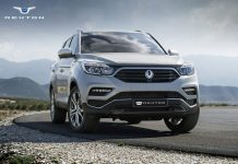 SsangYong Rexton Mahindra Y400 Fortuner Rival