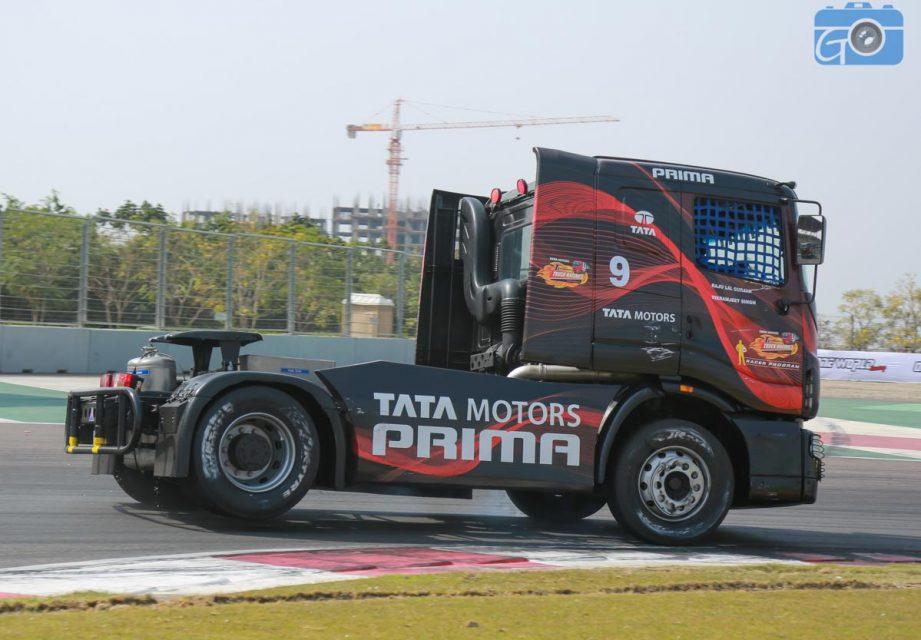TATA MOTORS T1 PRIMA TRUCK RACING 4-18