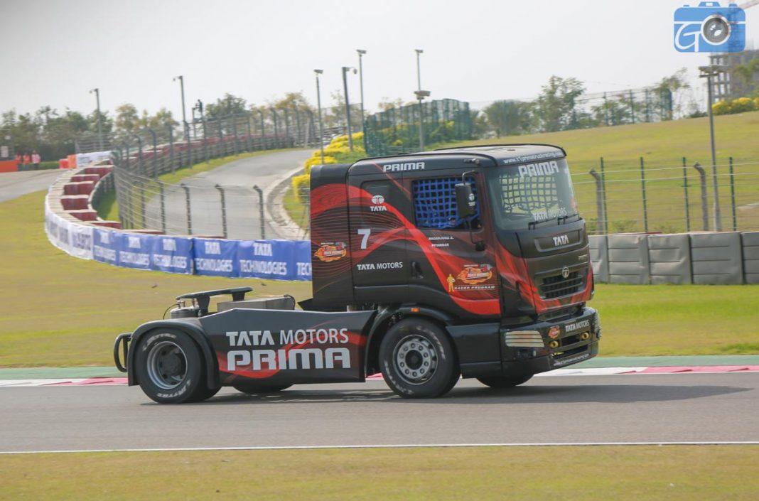 TATA MOTORS T1 PRIMA TRUCK RACING 4-28