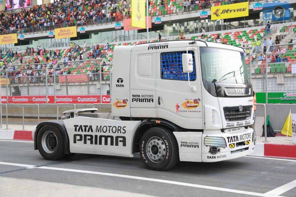 TATA MOTORS T1 PRIMA TRUCK RACING 4-32