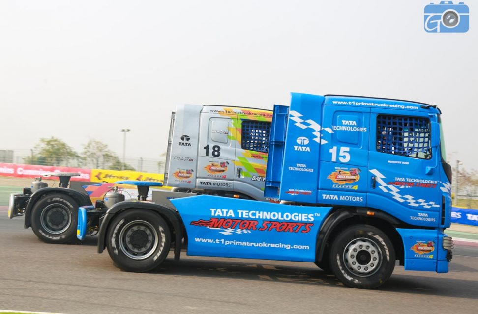 TATA MOTORS T1 PRIMA TRUCK RACING 4-42