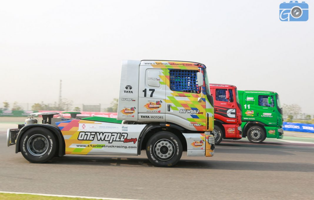 TATA MOTORS T1 PRIMA TRUCK RACING 4-45
