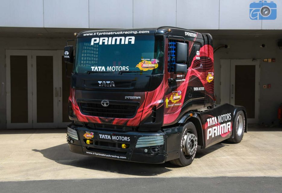 TATA MOTORS T1 PRIMA TRUCK RACING 4