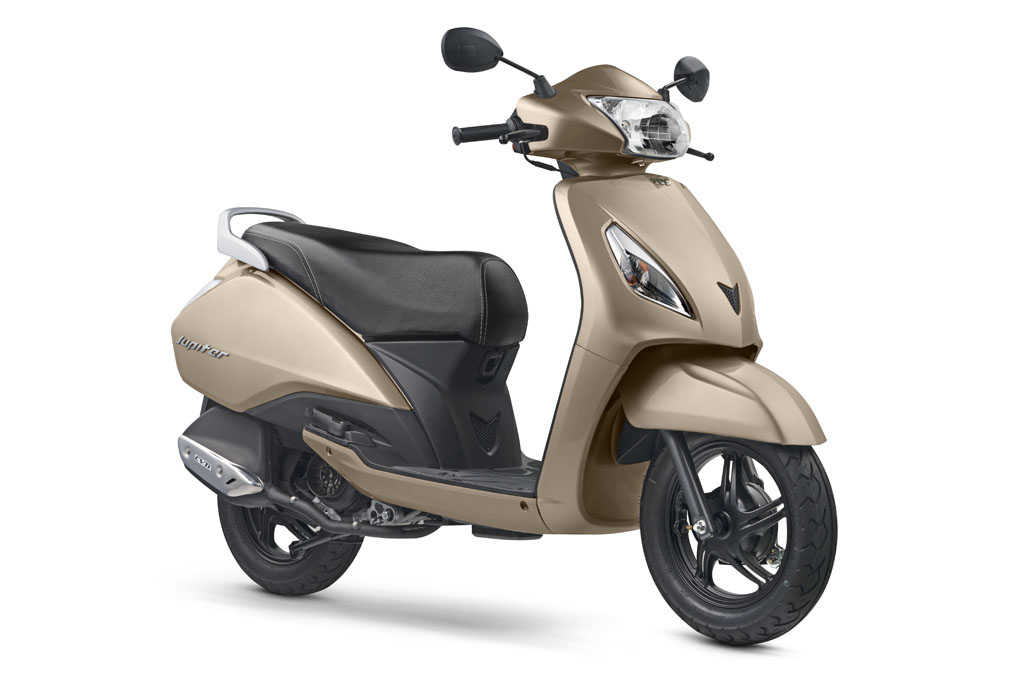 TVS Jupiter Electric Scooter India Launch, Price, Engine