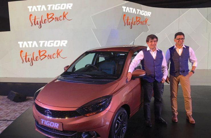 Tata Tigor Launched in india Price Engine Specs
