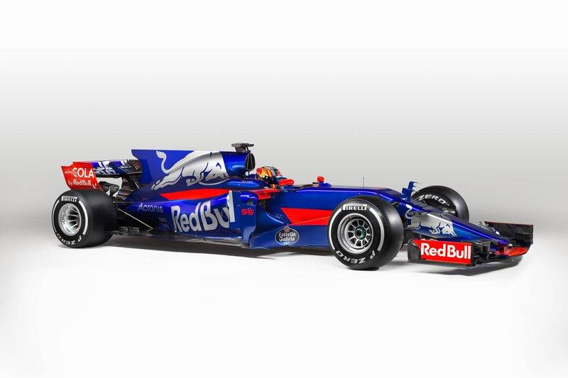 Toro Rosso STR F1 2017 Best F1 Livery
