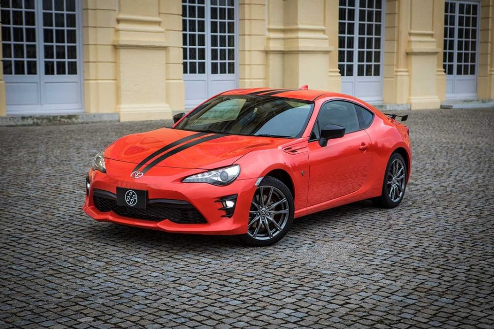 Toyota 860 Special Edition 1