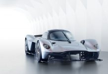 Updated Aston Martin Valkyrie 1