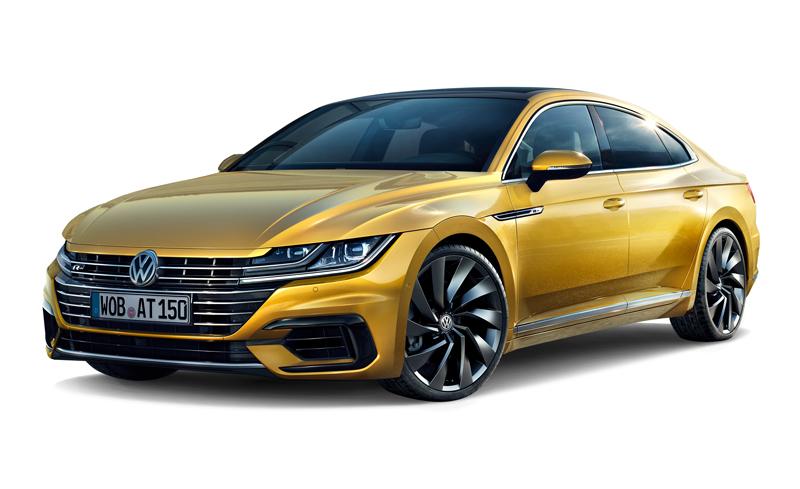 Volkswagen reveals Arteon