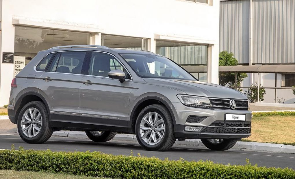 Volkswagen Tiguan Production Begins in India 1
