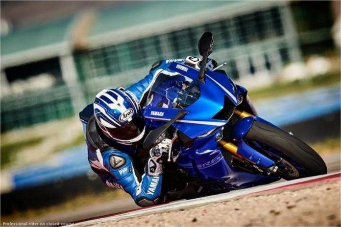 Yamaha YZF-R6 2017 1