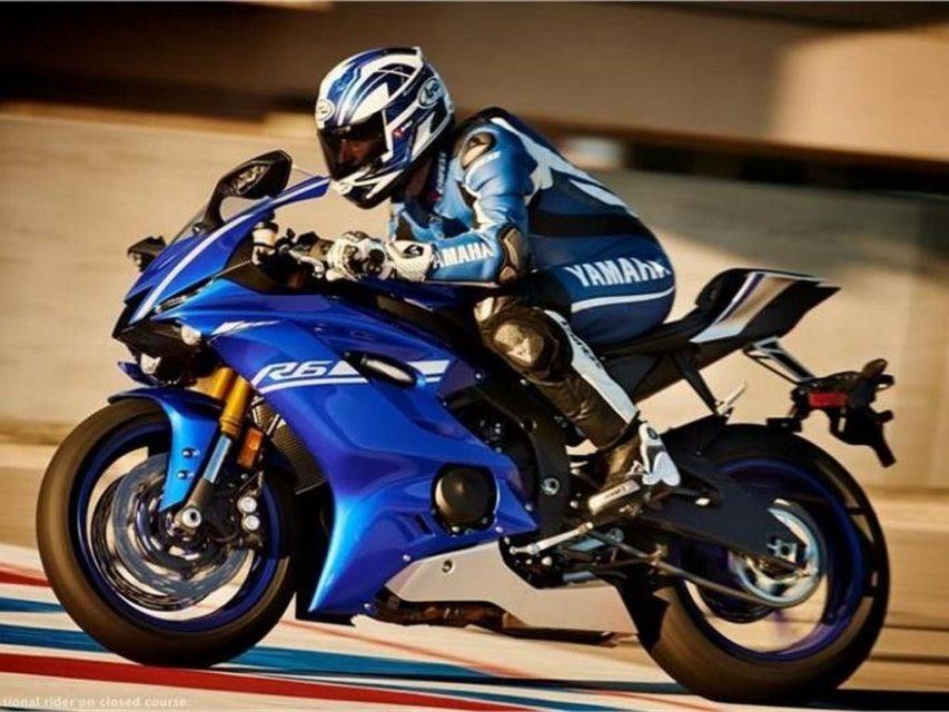 Yamaha YZF-R6 2017 2