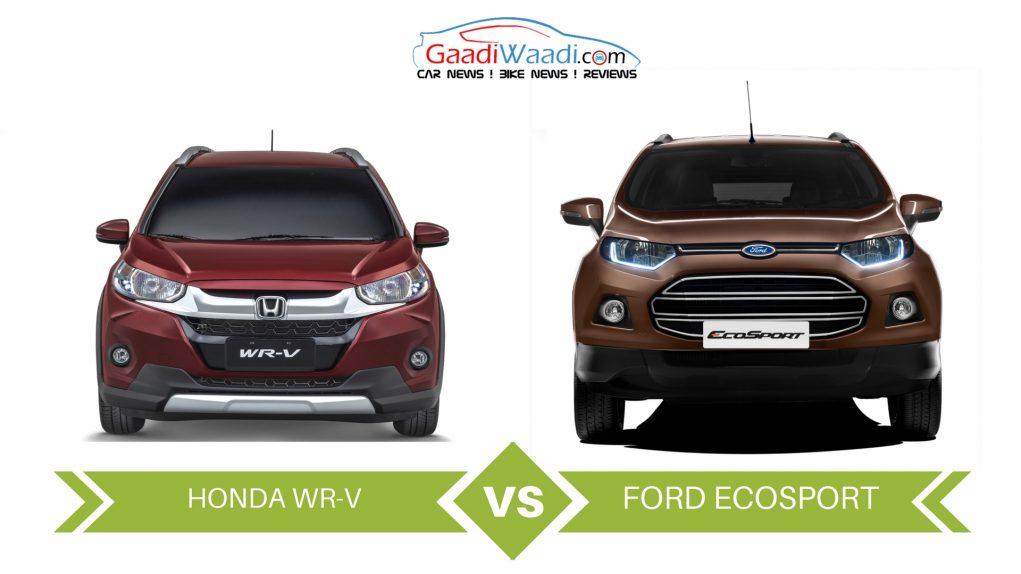 honda wrv vs ford ecosport comparsion1