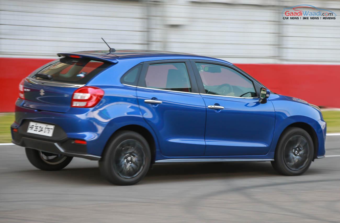 Maruti Suzuki Baleno Crosses Two Lakh Sales Milestone In