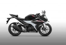 Honda CBR150R 2017 India Black White
