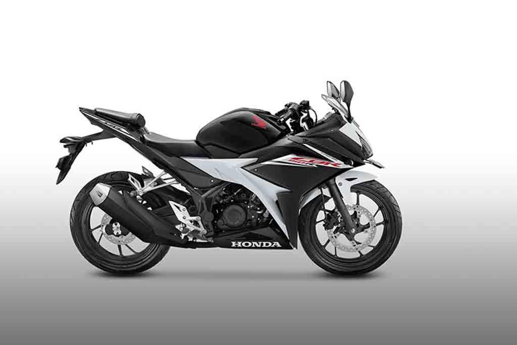 Honda CBR150R 2017 India Black White