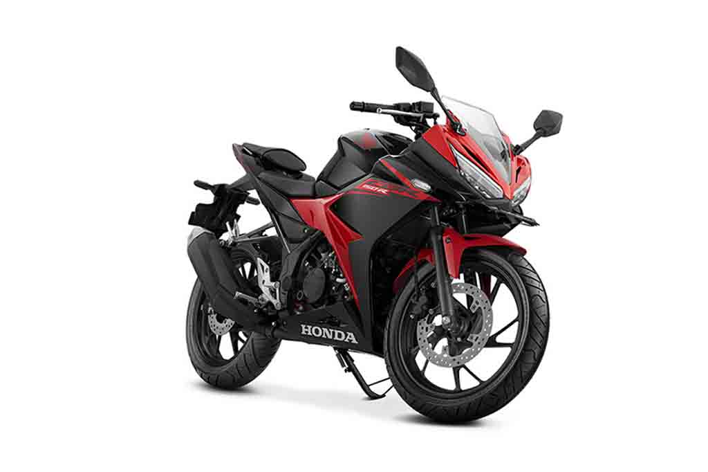 2017 Honda Cbr150r Receives Two New Colours In Indonesia