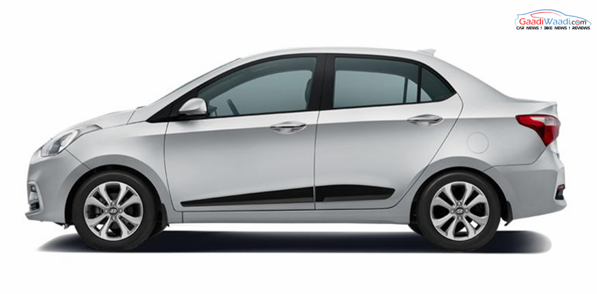 2017 Hyundai Xcent Facelift Launched In India Price