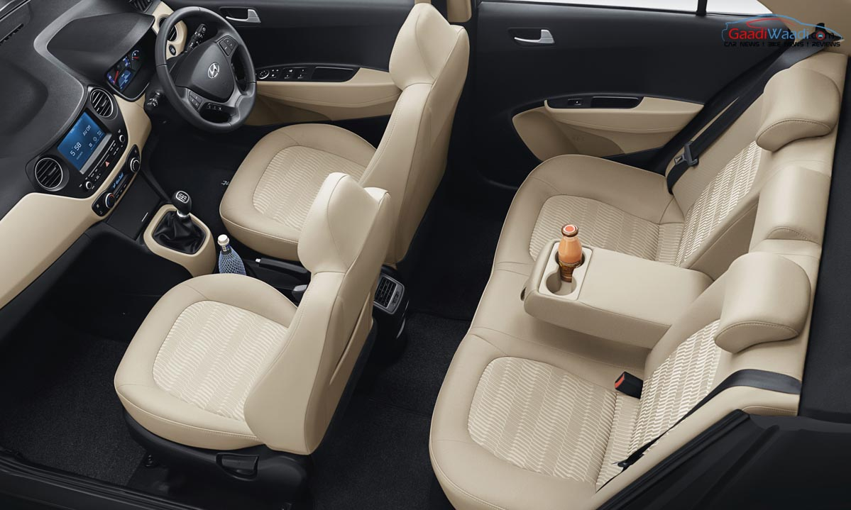 2017 hyundai xcent facelift launched in india price engine specs. Black Bedroom Furniture Sets. Home Design Ideas