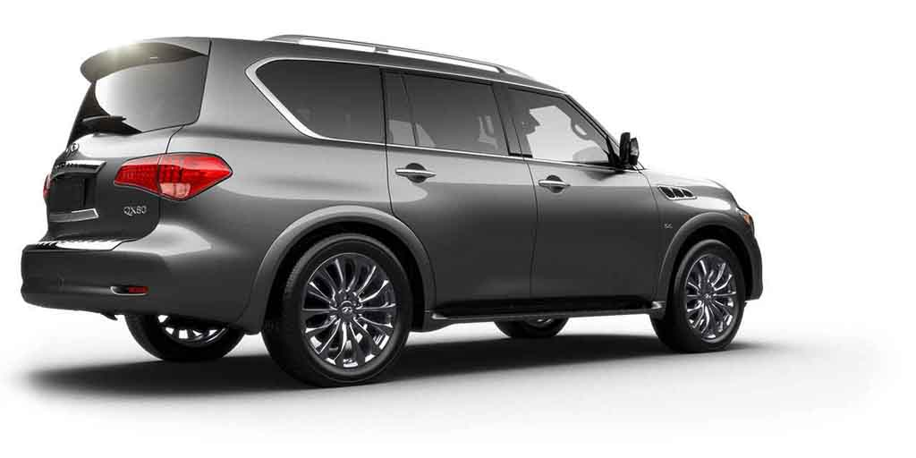 Infiniti Qx80 Monograph Concept To Debut At 2017 New York Auto Show