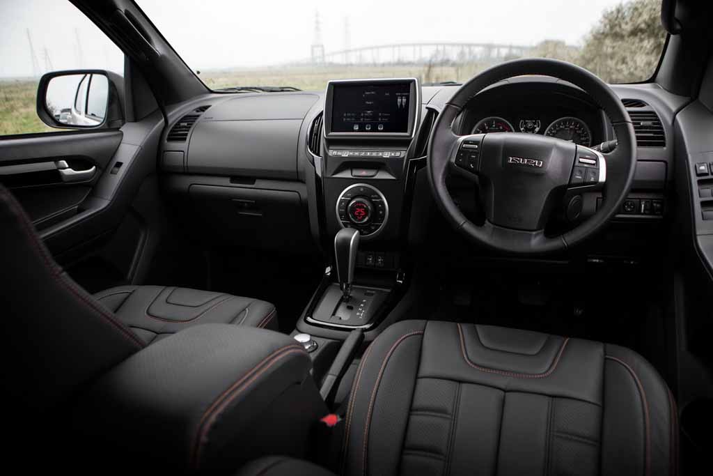 2017 Isuzu D Max Specifications Revealed Gets All New 1