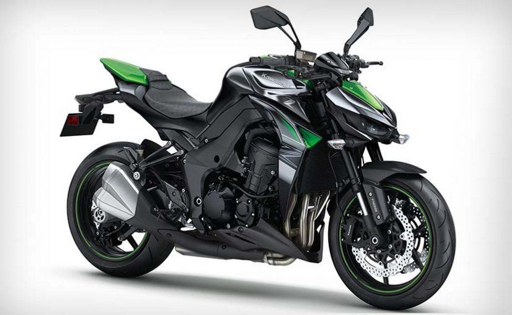2017 Kawasaki Z1000 India Launch, Price, Specs
