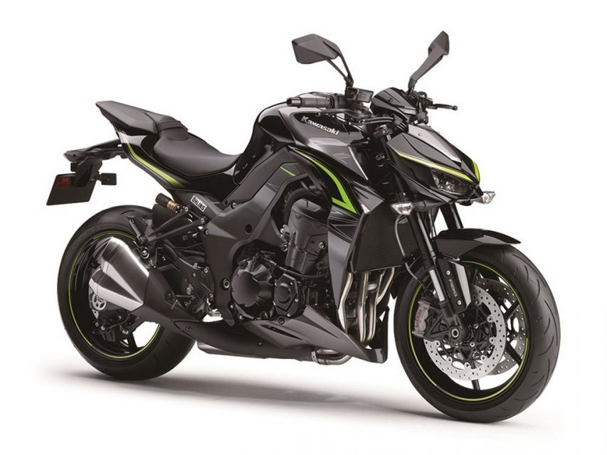 2017 Kawasaki Z1000R India Launch, Price, Specs