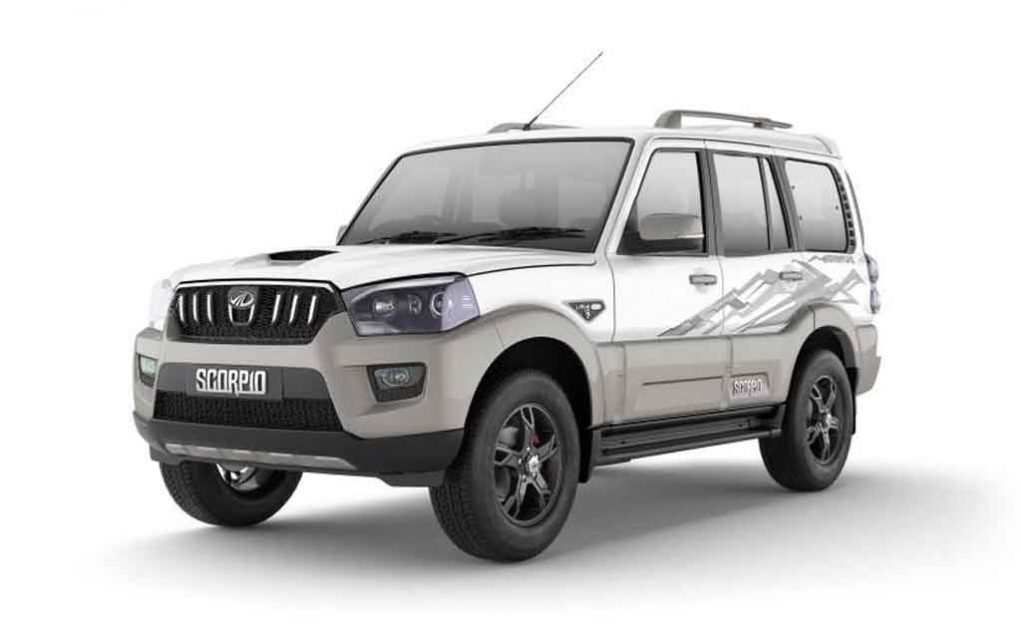 Mahindra Scorpio Adventure Edition 2017 India