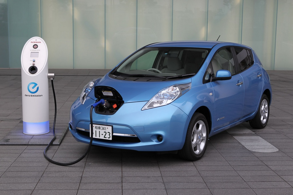 2018 nissan leaf ev india launch price specs features. Black Bedroom Furniture Sets. Home Design Ideas