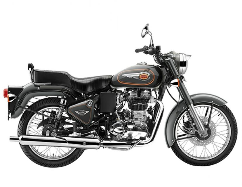 2017 Royal Enfield Bullet 500 BS4 1
