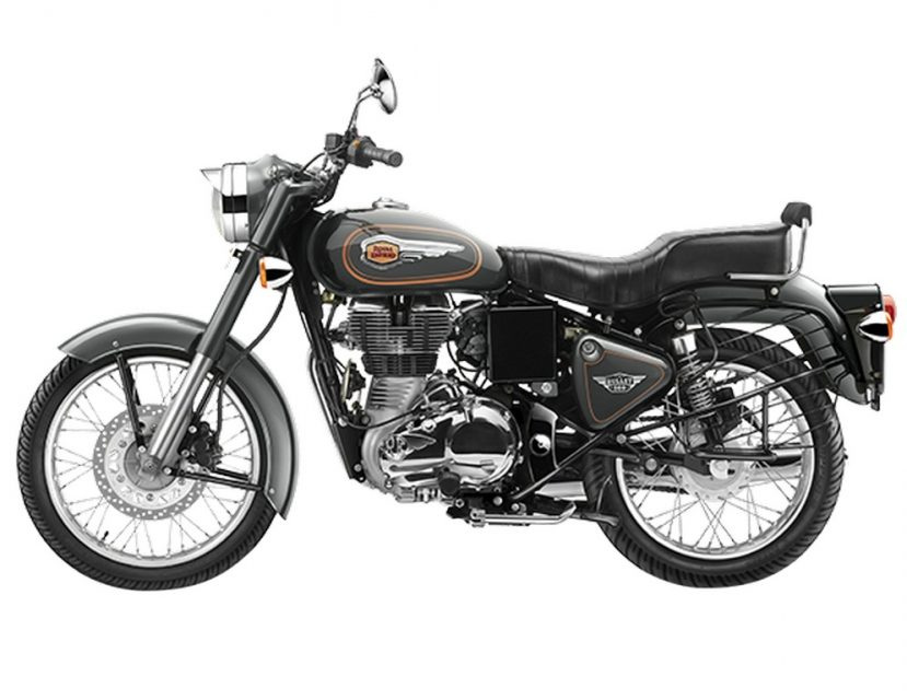 2017 Royal Enfield Bullet 500 BS4