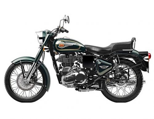 2017 Royal Enfield Bullet 500 BS4 Fuel Injection 1