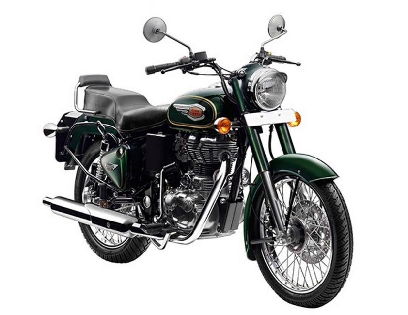 2017 Royal Enfield Bullet 500 BS4 Fuel Injection