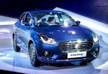 2017 Maruti Swift dzire launched