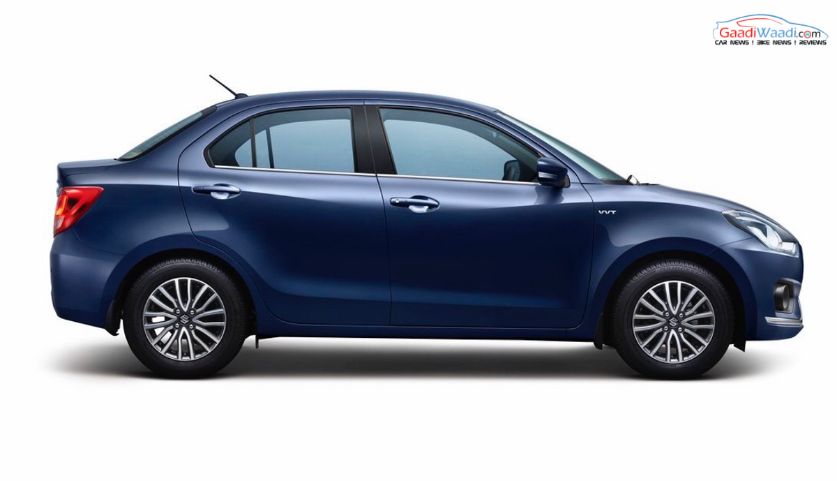 2017 Swift Dzire Launched 4