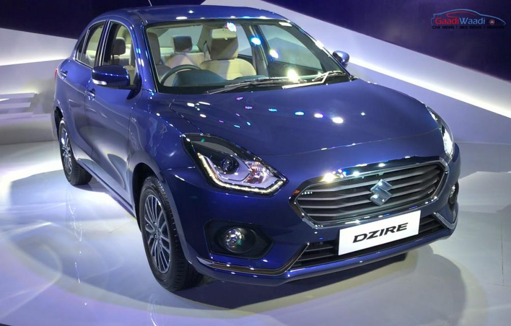 2017 Swift dzire launched india-2