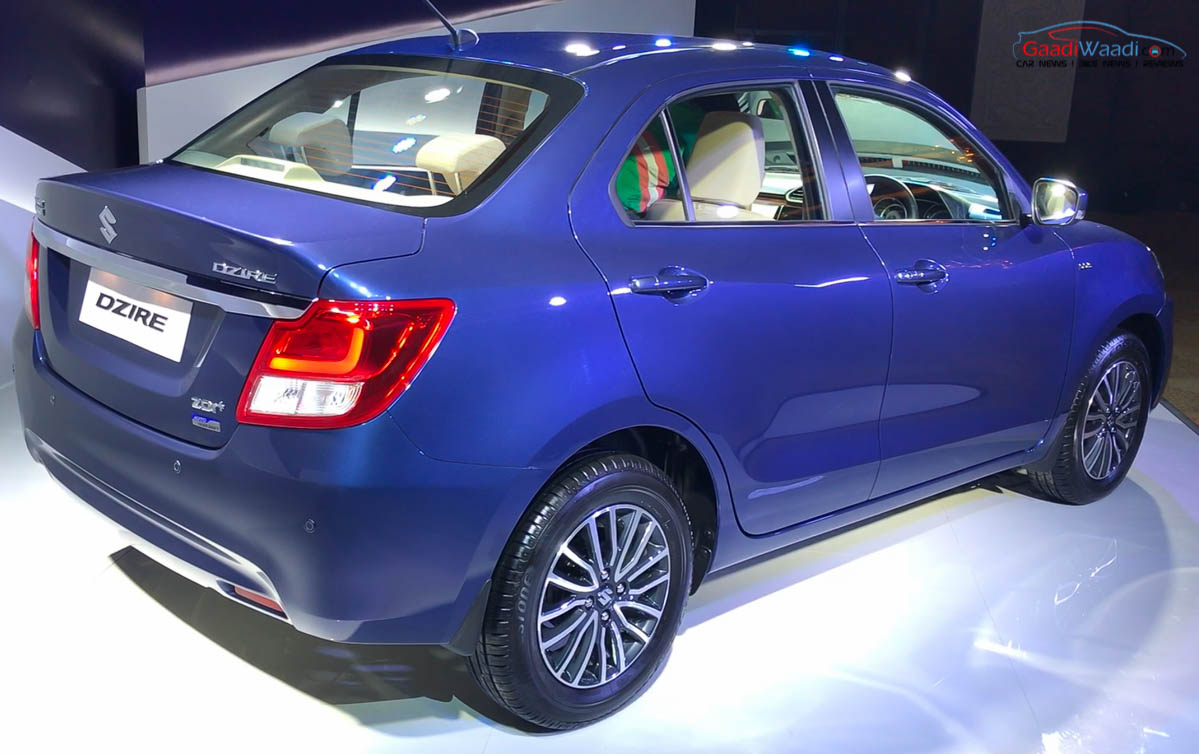 2017 maruti suzuki dzire vs ford aspire specs comparison. Black Bedroom Furniture Sets. Home Design Ideas