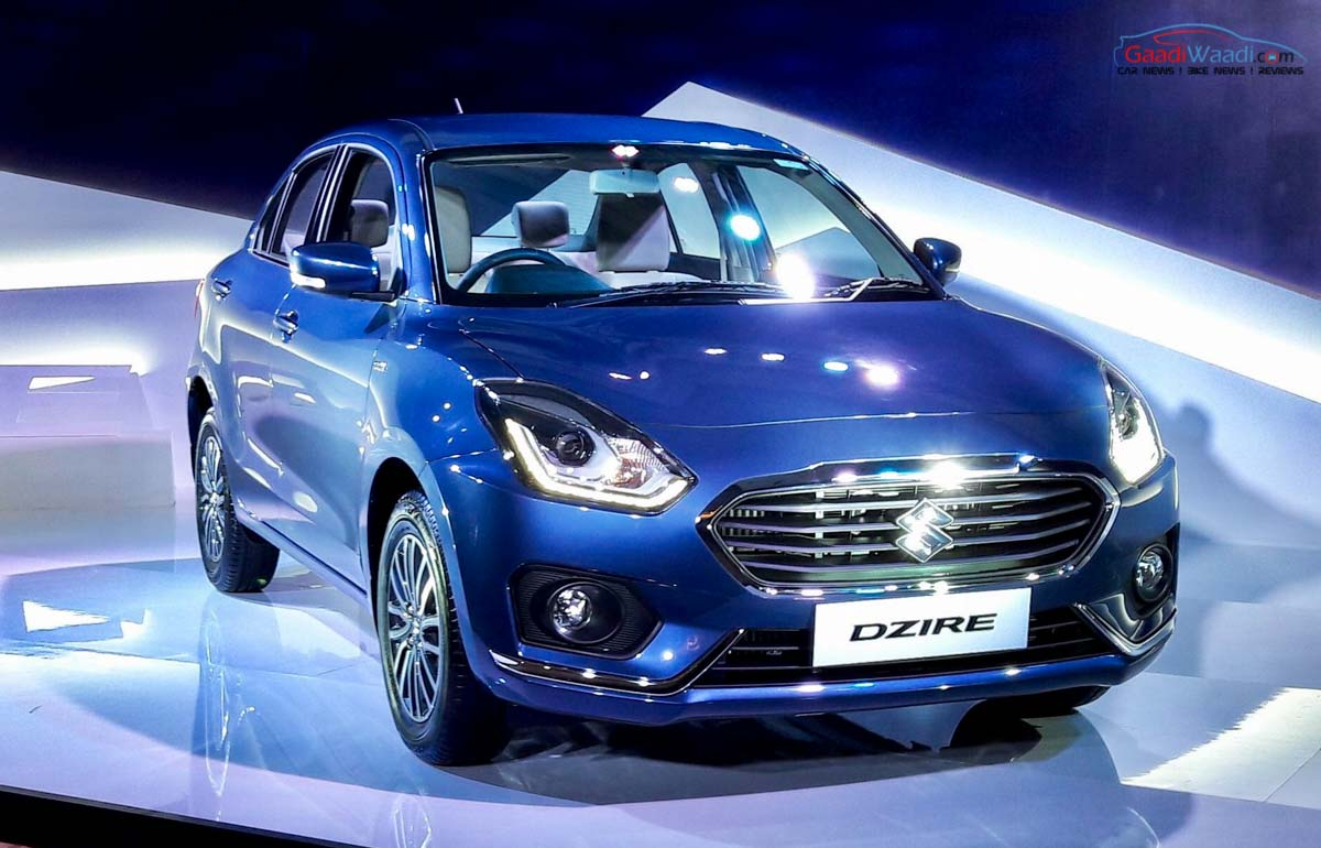 New Maruti Dzire vs Old Swift Dzire – Specs Comparison