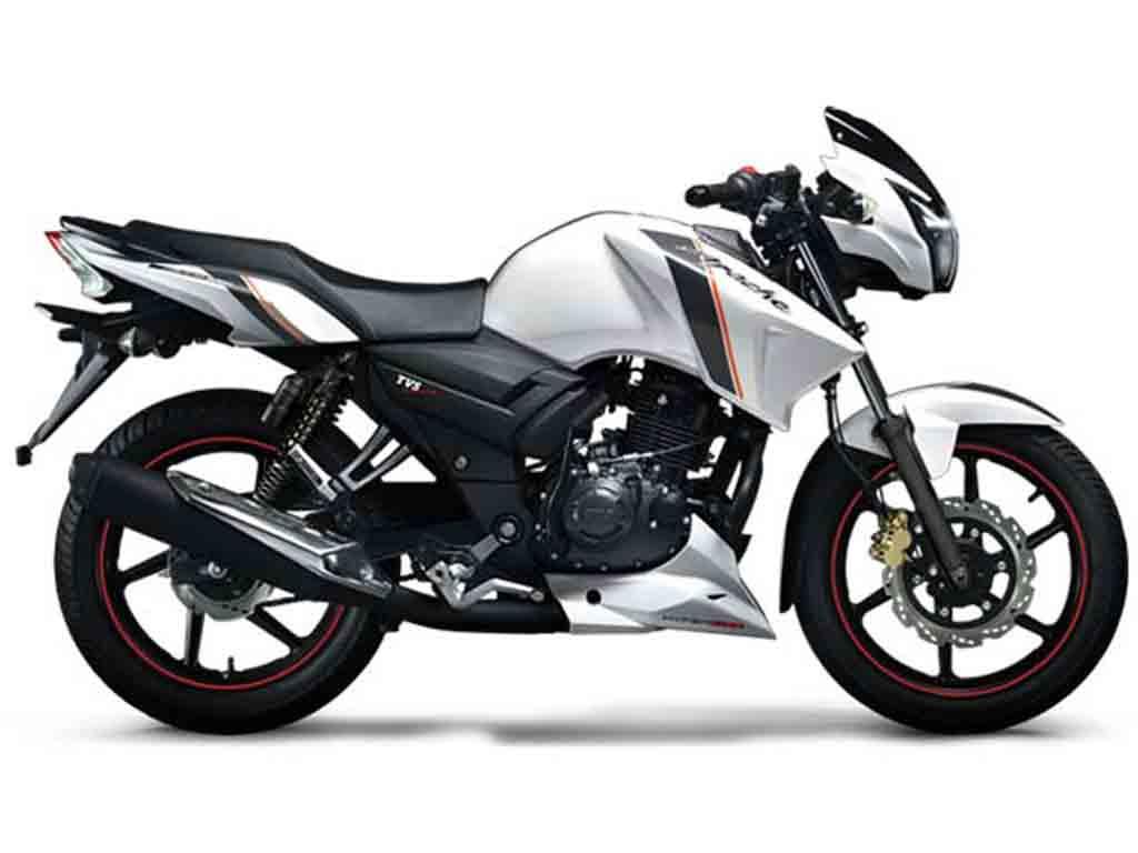 TVS Apache RTR 160 Price, Mileage, Review - TVS Bikes