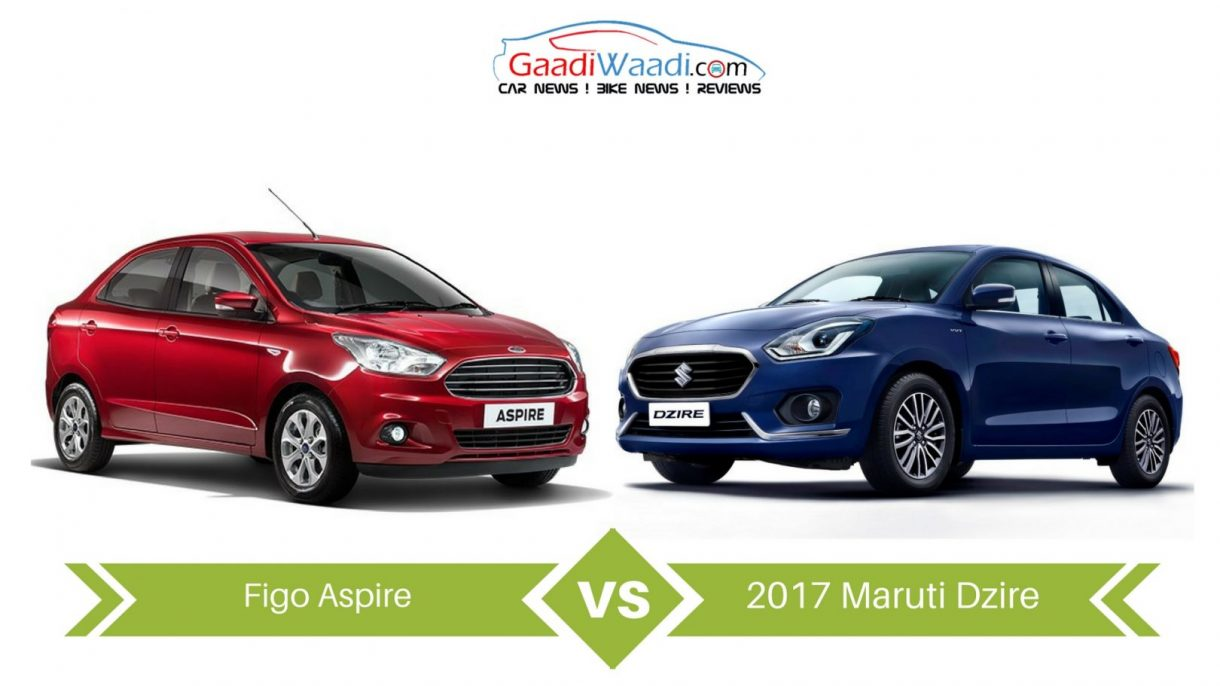 2018 ford aspire. beautiful 2018 2017 dzire vs ford aspire with 2018