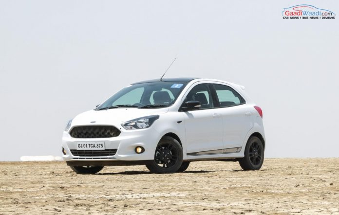 2017 ford figo sports edition review21 & Ford Figo Sports Launched in India - Price Engine Specs Features markmcfarlin.com