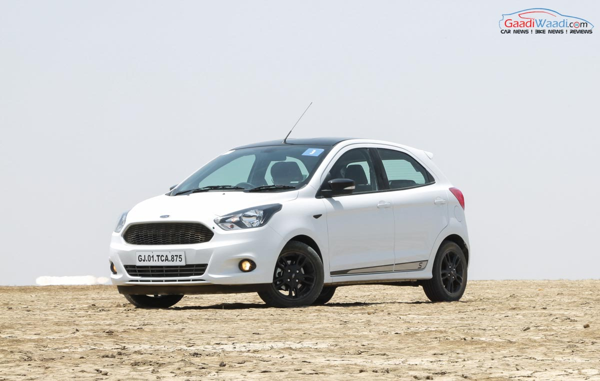 Ford Figo Sports Launched In India Price Engine Specs Features