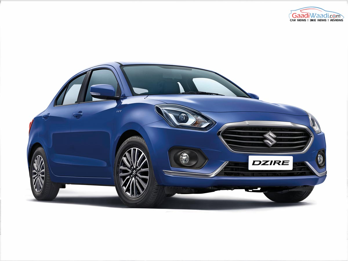 new 2017 maruti dzire launched from rs lacs price specs pics. Black Bedroom Furniture Sets. Home Design Ideas