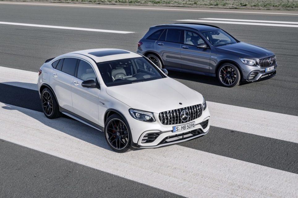 2018 Mercedes-AMG GLC 63 5