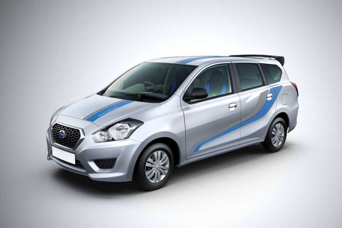 Datsun launched the anniversary edition Go and Go Plus to Celebrate ...