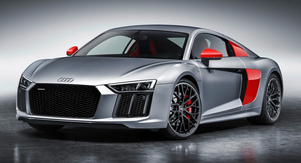 Audi R8 gets Sport Limited Edition