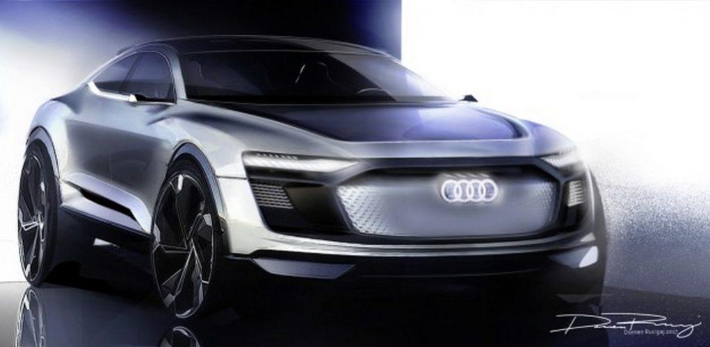 Audi e-tron Sportback 1